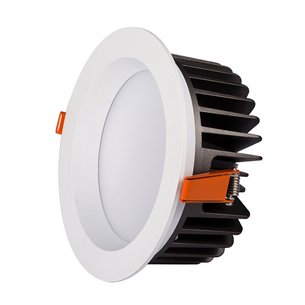 Philips smd3030 LEDs as light source, LED lumen 150lm/W @CRI80, TRIAC/DALI/DMX/0/1-10V/ZIGBEE, RF dimmable, flicker free, TUV, GS, CB, SAA, CE approved