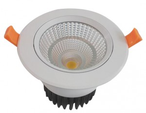 ZigBee Tunable white LED Downlight
