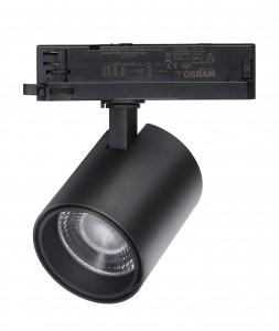 O Series New LED Track Light 25W Lens Type