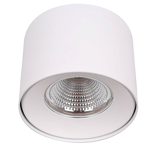 25W COB LED Surface Mounted Round Downlight