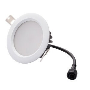 7W SMD Waterproof LED downlight