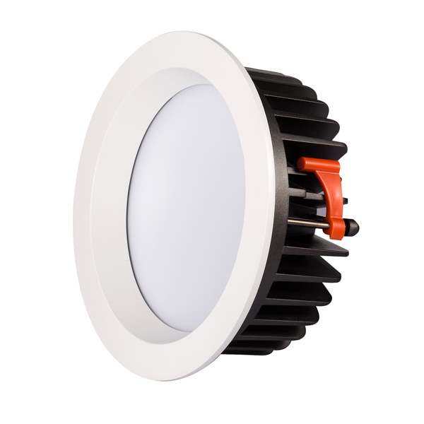40W SMD LED Downlight 8inch
