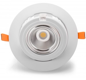 45W Gimbal LED Downlight