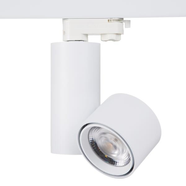 Round design, Citizen COB LED verions as light source, 110lm/W@CRI80 4000k,  DALI/ZIGBEE/TRIAC/0-10V/1-10V/DMX/RF dimmable