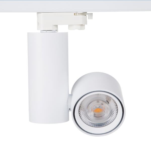 Round design, Citizen COB LED verions as light source, 110lm/W@CRI80 4000k,  DALI/ZIGBEE/TRIAC/0-10V/1-10V/DMX/RF dimmable