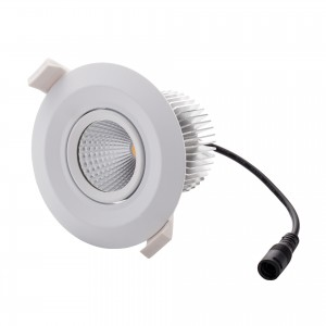 10W Orientable LED Down light