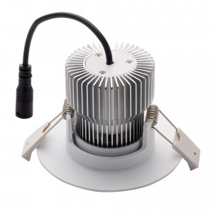 15W Orientable COB LED Downlight