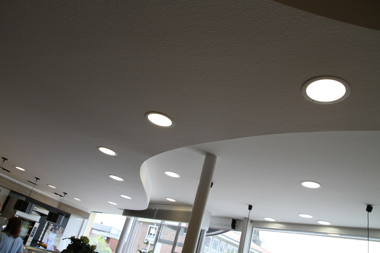 round led panel light in Germany