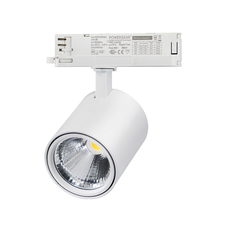 30W Intrack LED Track Light