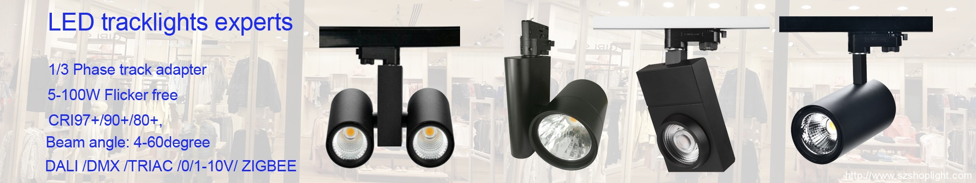 LED tracklight expert 2018