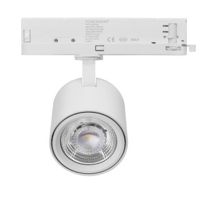 O Series LED Track Light 20W  Lens Type