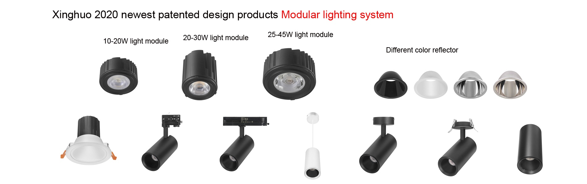 modular led lighting