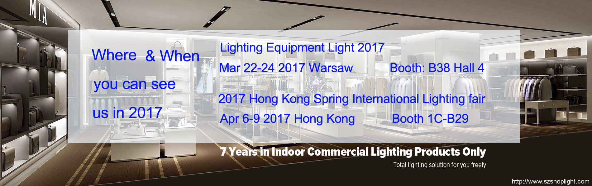 Xinghuo lighting fair