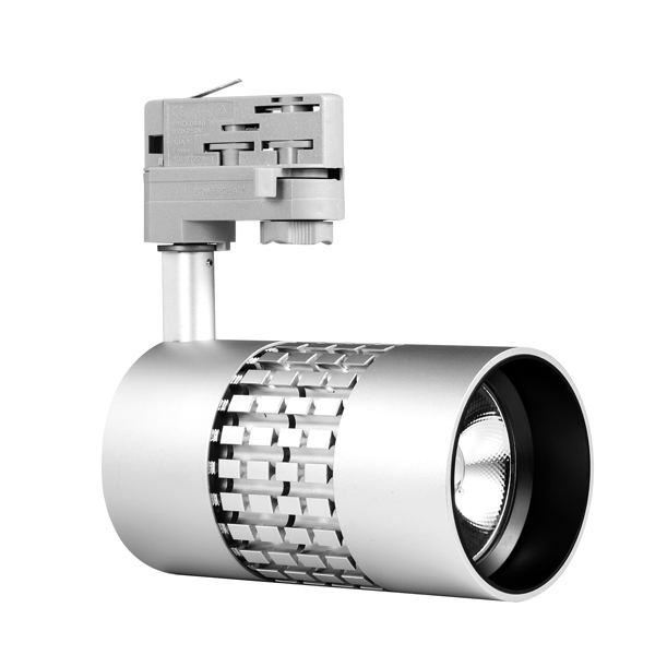 conception anti-éblouissement, UGR <19, 10-50W, Citizen COB LED, CRI97 +, intégré ou pilote de courant constant externe, 4 fils adaptateur flicker 3 de phase libre, garantie 3-5 ans