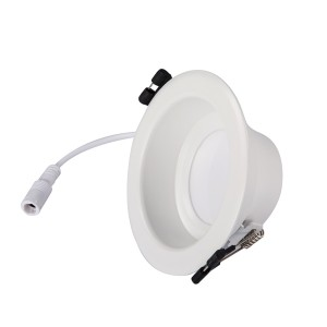 12W Anti glare SMD LED downlight