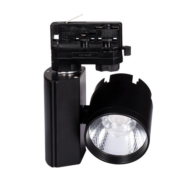 cob led track spotlights