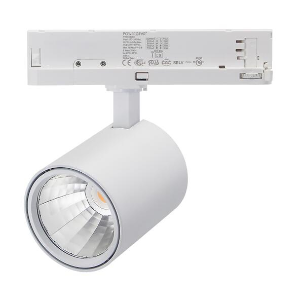 O Series New LED Track Light 25W  Reflector Type