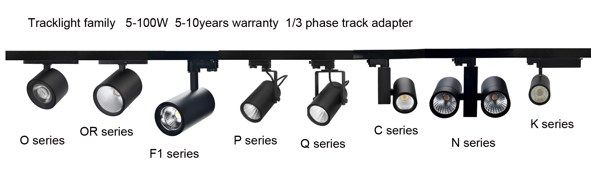 led track light  family